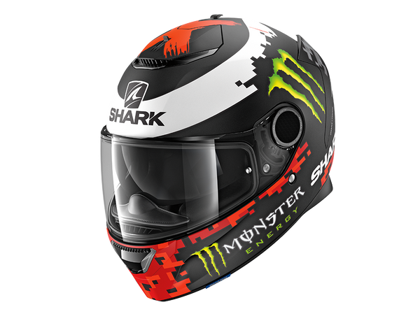 Shark Spartan Replica Lorenzo Monster Mat 2018 KRG