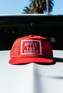 APPLE PAN CLASSIC SNAPBACK - HICKORY