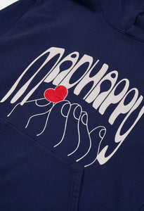TOUCH OF LOVE UNIVERSAL HOODIE - NAVY