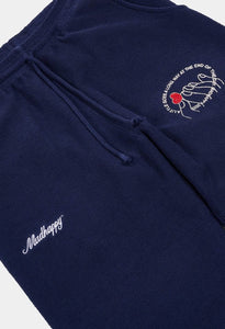 TOUCH OF LOVE UNIVERSAL SWEATPANT - NAVY