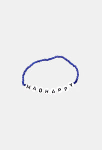 MADHAPPY FRIENDSHIP BRACELET - BLUE