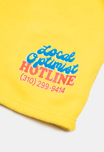 LOCAL OPTIMIST HOTLINE HERITAGE SHORT - SOLAR