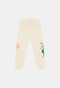 OPTIMISTICS HERITAGE SWEATPANT - ANTIQUE WHITE
