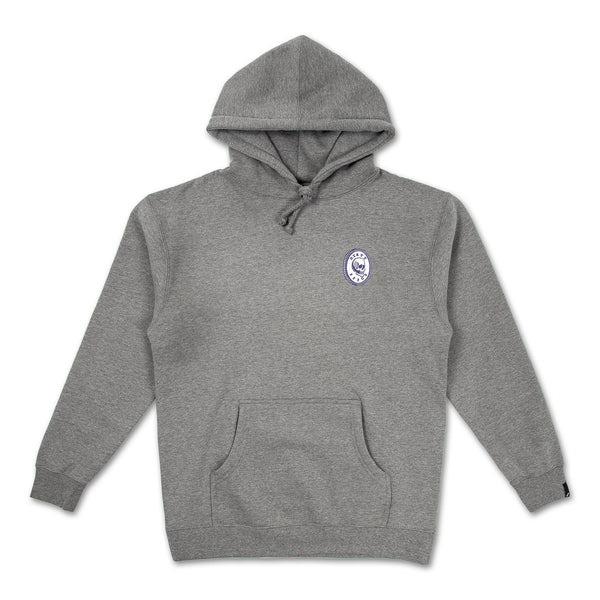 Currency Hoodie (Grey)