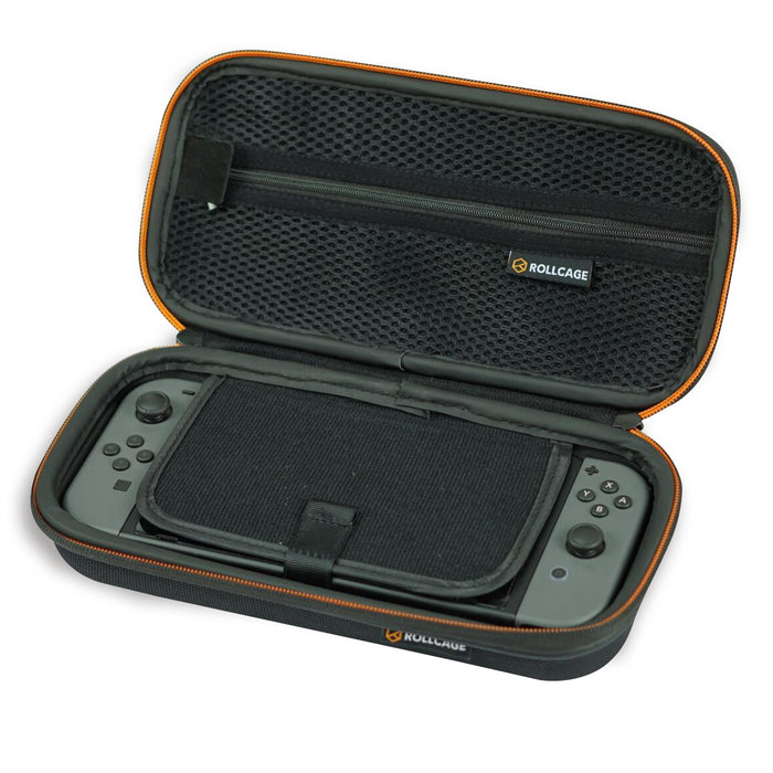 Nintendo Switch protection case with pouch and card storage box
