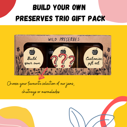 Build Your Own Preserves Trio Gift Pack