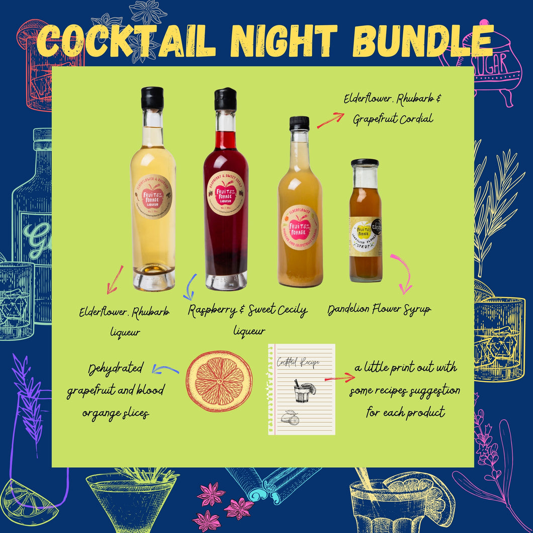 Cocktail Night Bundle