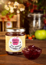Raspberry Jam & Wild Apple Jam