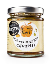 Hogweed Curry Chutney