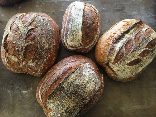 The Mill Bakehouse Multiseed Sourdough Loaf
