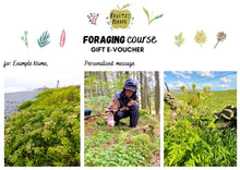 Foraging Course Gift E-Voucher