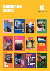 Barnabus Photo Calendar Manchester is Ours