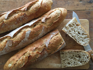 The Mill Bakehouse Sourdough Baguettes