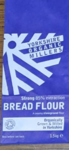 Yorkshire Organic Millers Strong White Bread flour 1.5kg