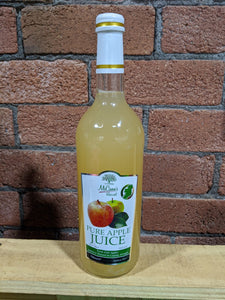 McCann's 100% Pure Apple Juice 750ml