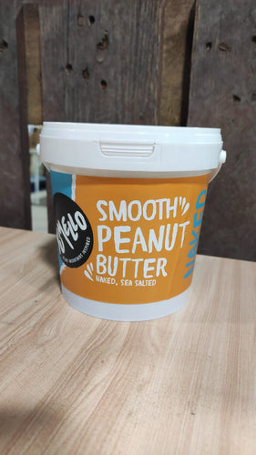 Smooth Peanut Butter 1Kg
