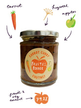 Carrot Curry Chutney