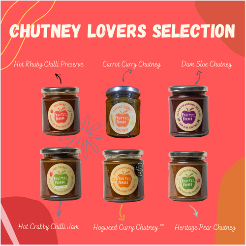 Chutney Lovers Selection