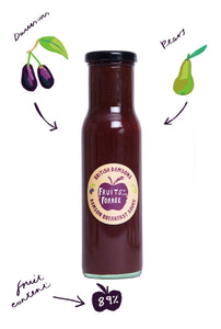 Damson Breakfast Sauce