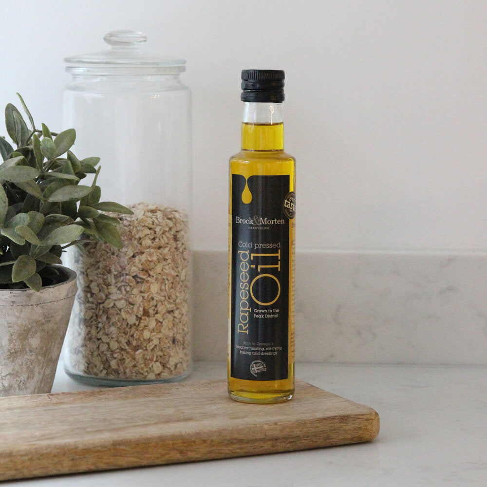 500ml Brock & Morton Rapeseed Oil