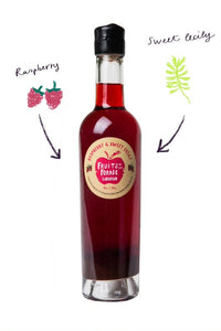 Raspberry & Sweet Cicely Liqueur