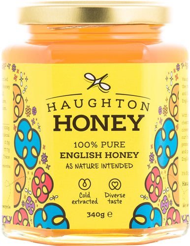 Haughton Honey English Wild Flower