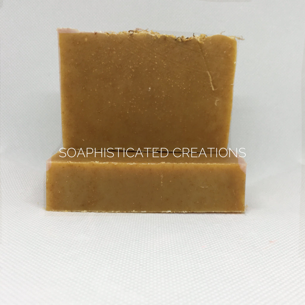 Energizing Orange Soap