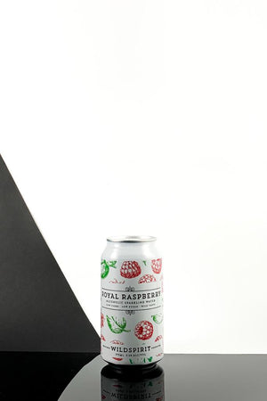 Wildspirit Royal Raspberry Alcoholic Sparkling Water
