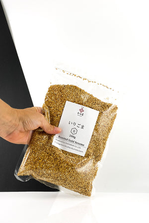 Wadaman Roasted Gold Sesame Seeds