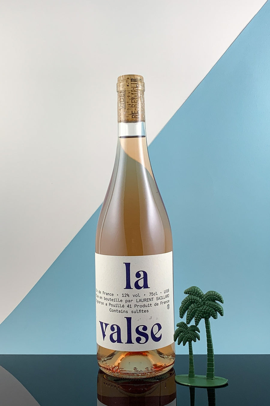 Laurent Saillard La Valse Rose 2018
