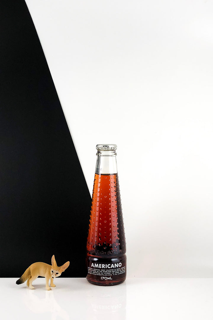 Everleigh Bottling Co. Americano Spritzed Cocktail