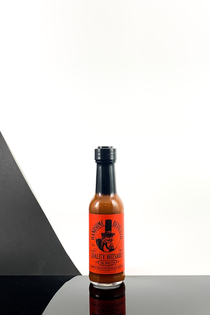 Hansdome Devils The Doctor Hot Sauce