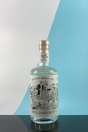 Wildspirit Bloody Merry Gin