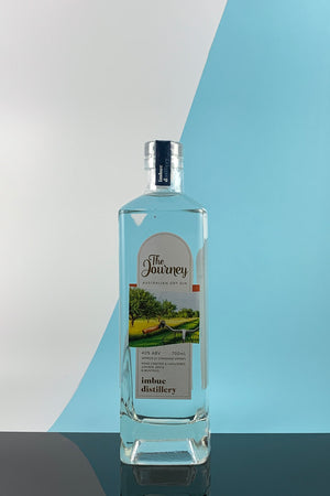 Imbue Distillery The Journey Gin