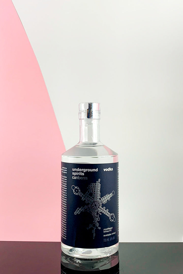 Underground Spirits Signature Vodka