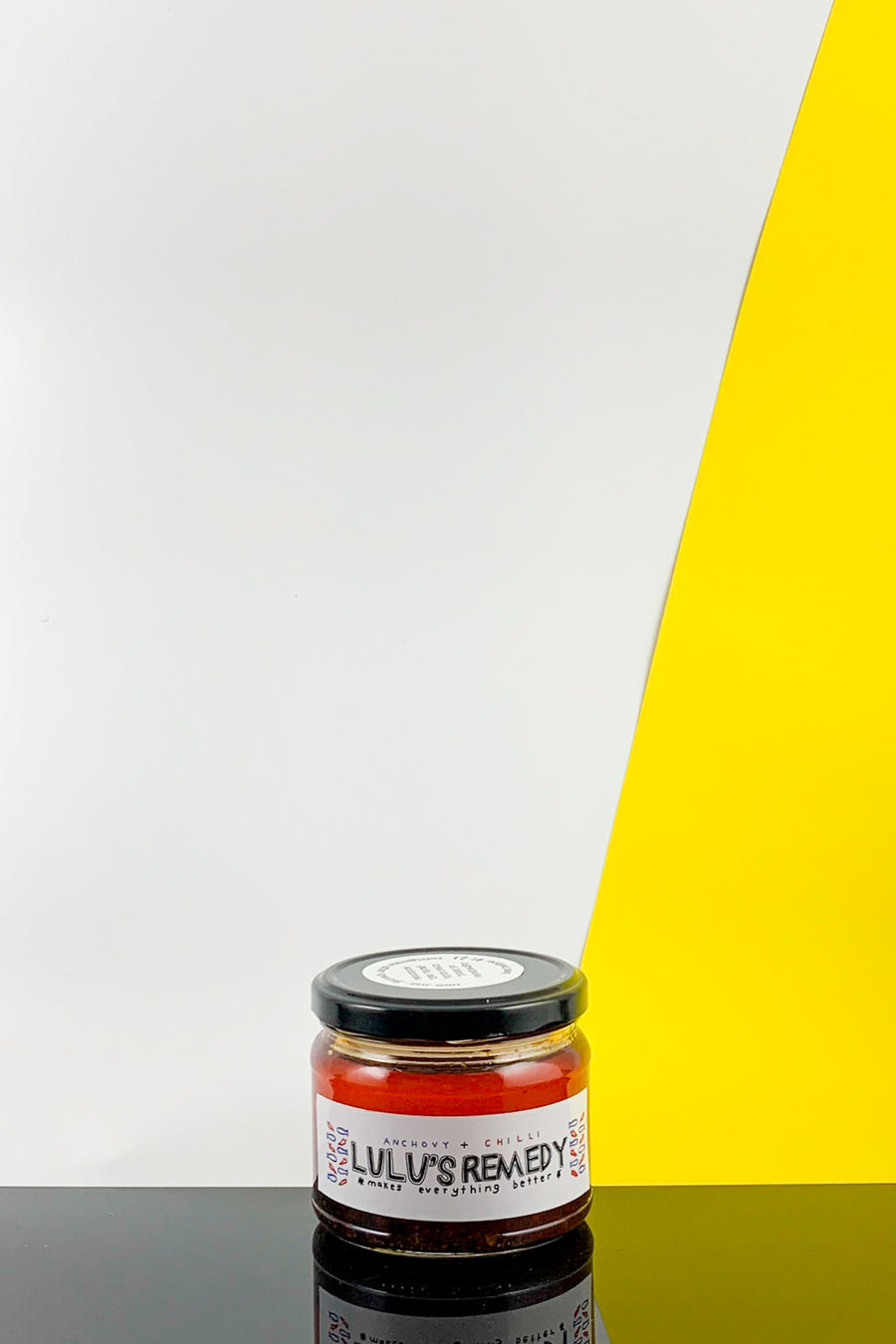 Lulu's Remedy Anchovy Chilli Oil