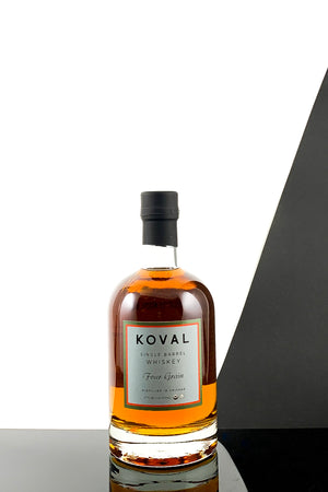 Koval Single Barrel Four Grain Whisky