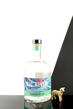 Big River Distilling Canberra Dry Gin