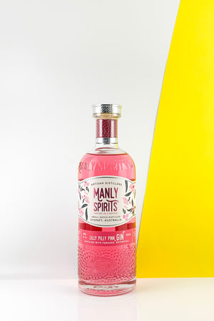 Manly Spirits Co Lilly Pilly Pink Gin