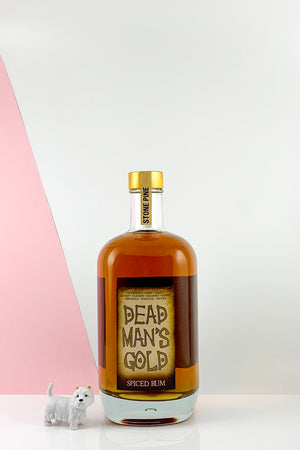 Stone Pine Dead Man's Drop Gold Spiced Rum