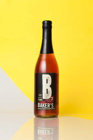 Bakers 7 Years Old Bourbon Whiskey