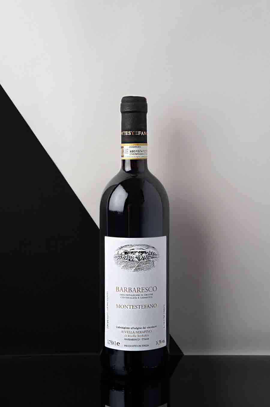 Serafino Rivella Barbaresco Montestefano 2016