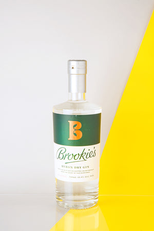 Brookies Byron Dry Gin