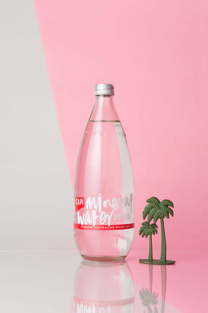 Capi Mineral Water 750ml