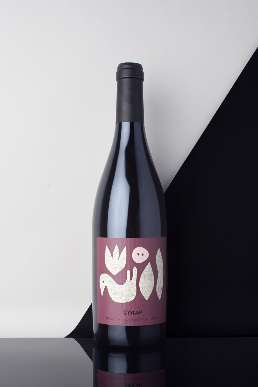 Commune of Buttons Syrah 2019