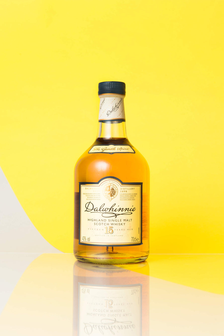 Dalwhinnie 15 Years Old Single Malt Whisky