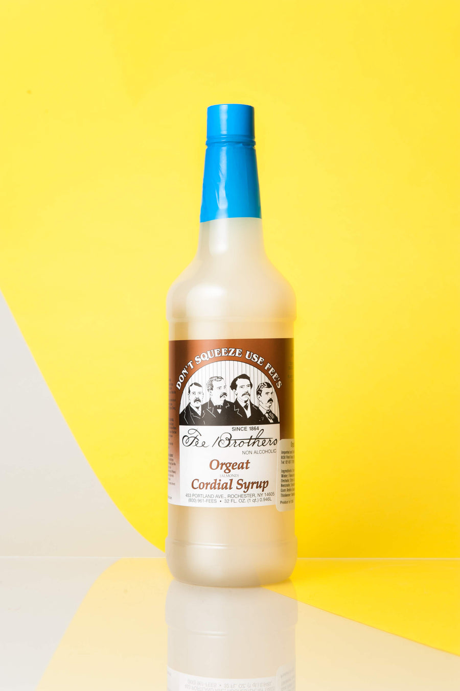 Fee Bros Orgeat Syrup