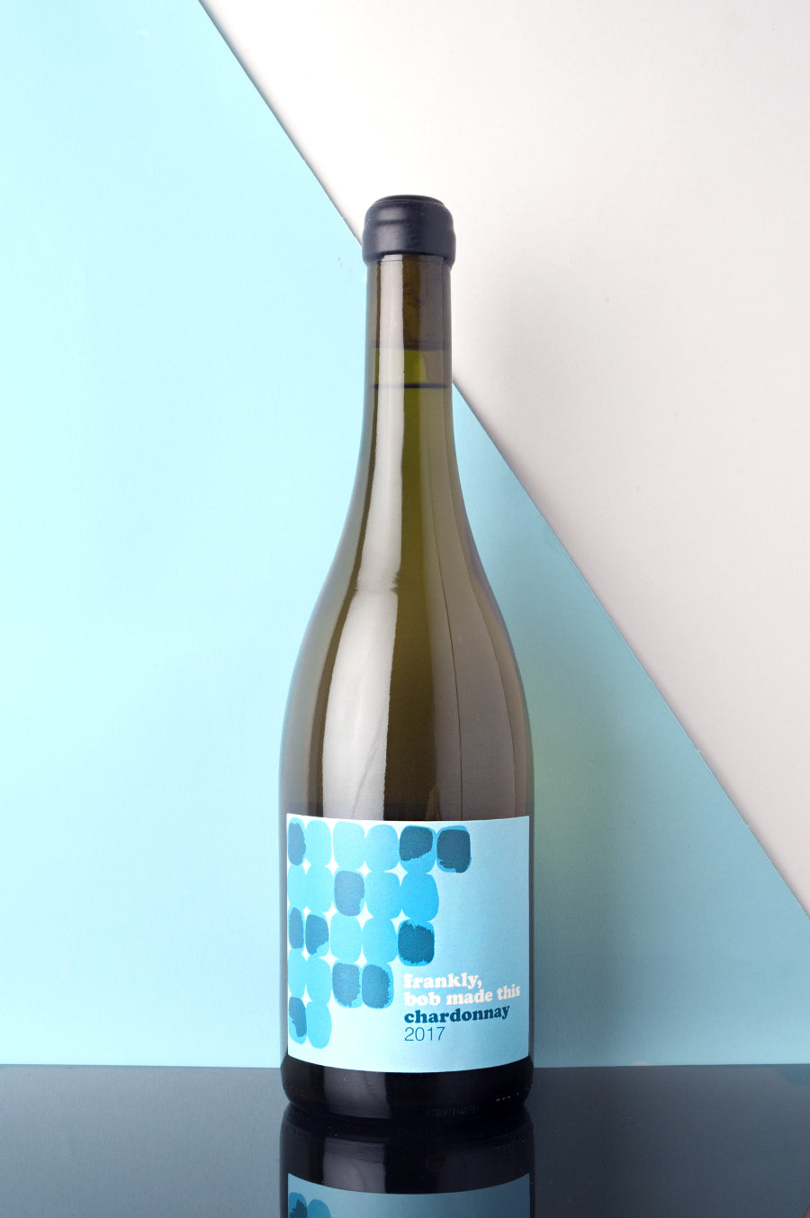 Frankly, Bob Made This Chardonnay