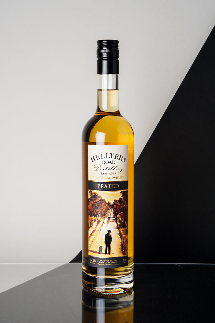 Hellyers Road Peated Single Malt Whisky