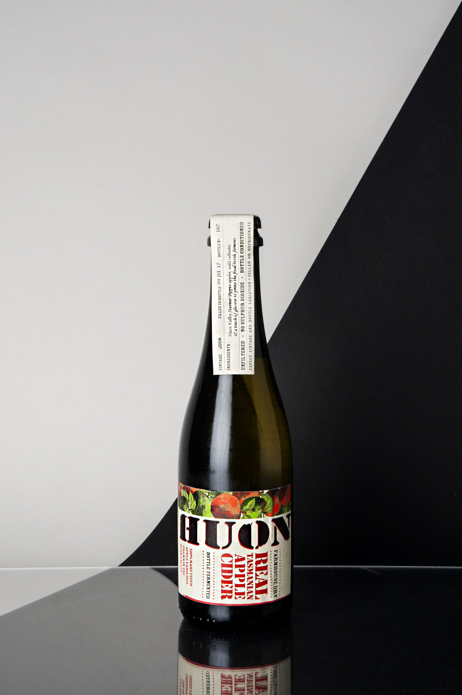 Two Metre Tall Huon Farmhouse Dry Apple Cider